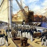 Моряки гвардейского экипажа 1812