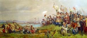 Формирование черноморского казачества