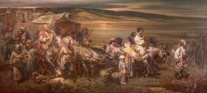 Порядок прохождения воинской службы в Черноморском казачьем войске в 80-х годах XVIII – 30-х годах XIX вв.