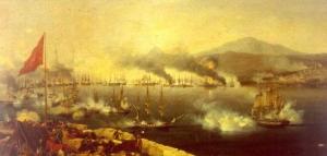 Русский морской флот в русско-турецкой войне (1828-1829 гг.)