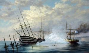 Боевые действия в Крыму в 1854 году