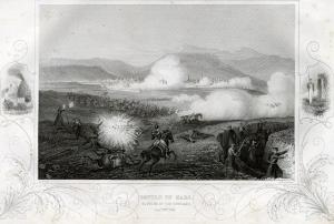 Боевые действия на Малоазиатском театре войны в 1855 году