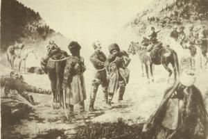Показания рядового Гаврилова, вышедшего из плена