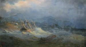 О кораблекрушениях и о предосторожностях при плавании вдоль Восточного берега (1839 г.)
