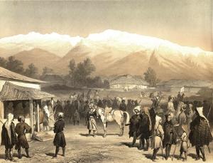 Заключительная часть описания Восточного берега Н.Н. Раевским (апрель 1839 г.).