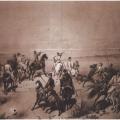 Боевые действия Дунайской армии князя Горчакова в конце 1853 – начале 1854 гг.